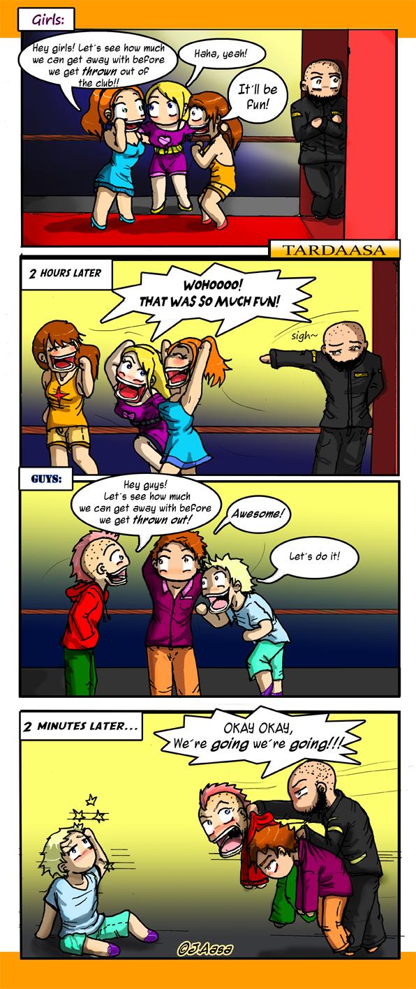 Club Unfair